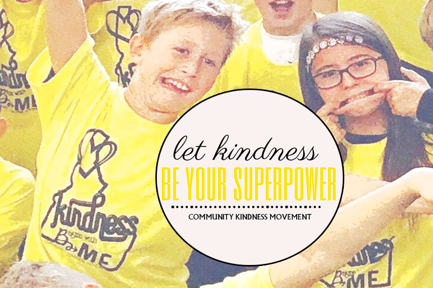 October KINDNESS DAY – October 19th, 2017